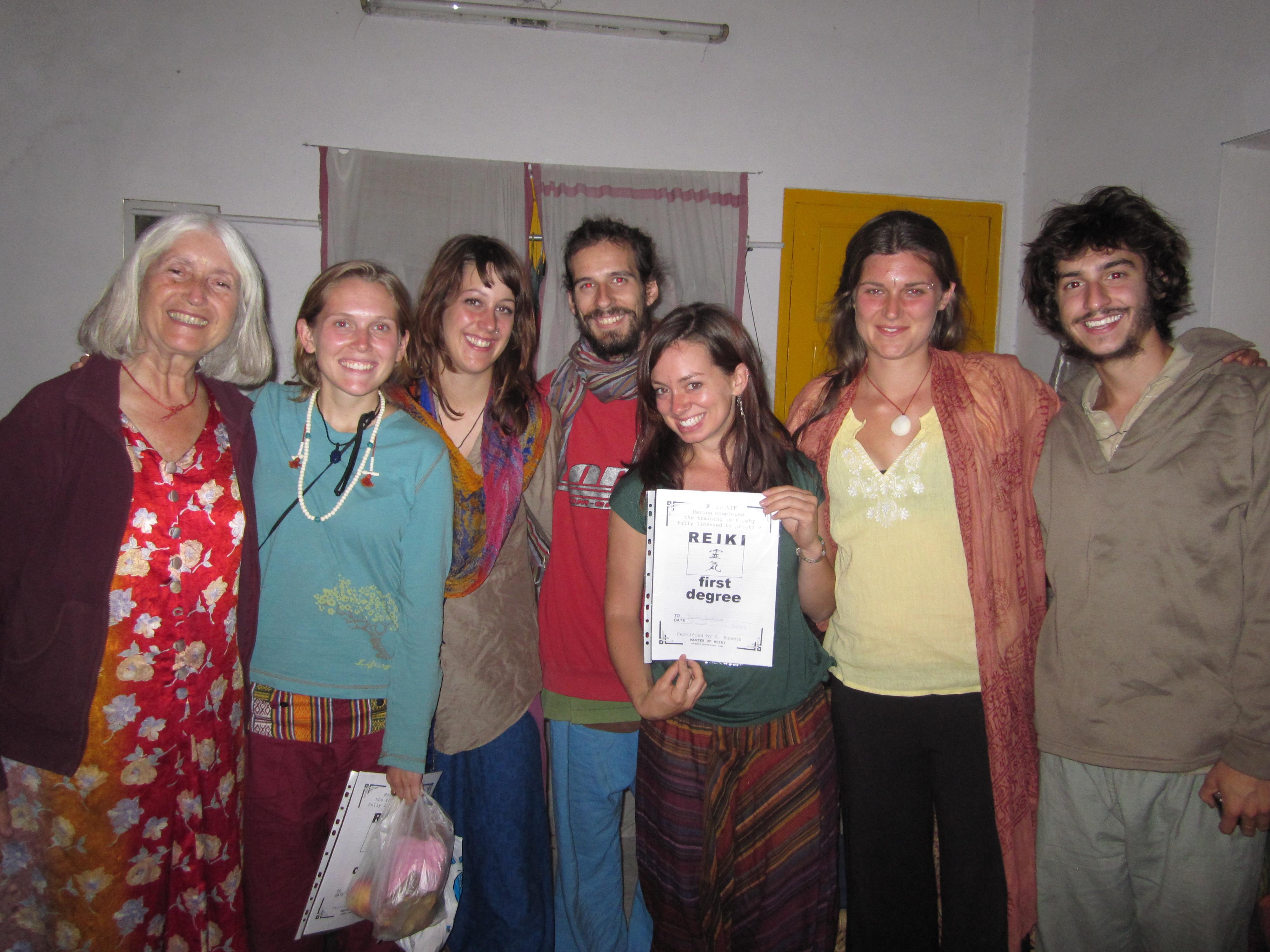 Reiki course India
