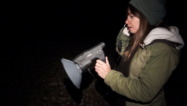 Ghost Hunting at Rock Hill