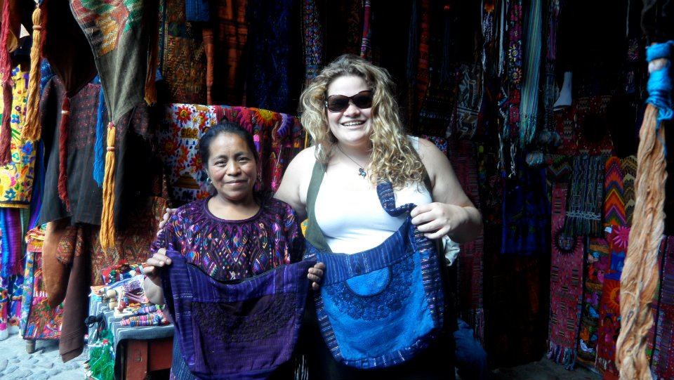 Exploring Chichi Market in Guatelmala