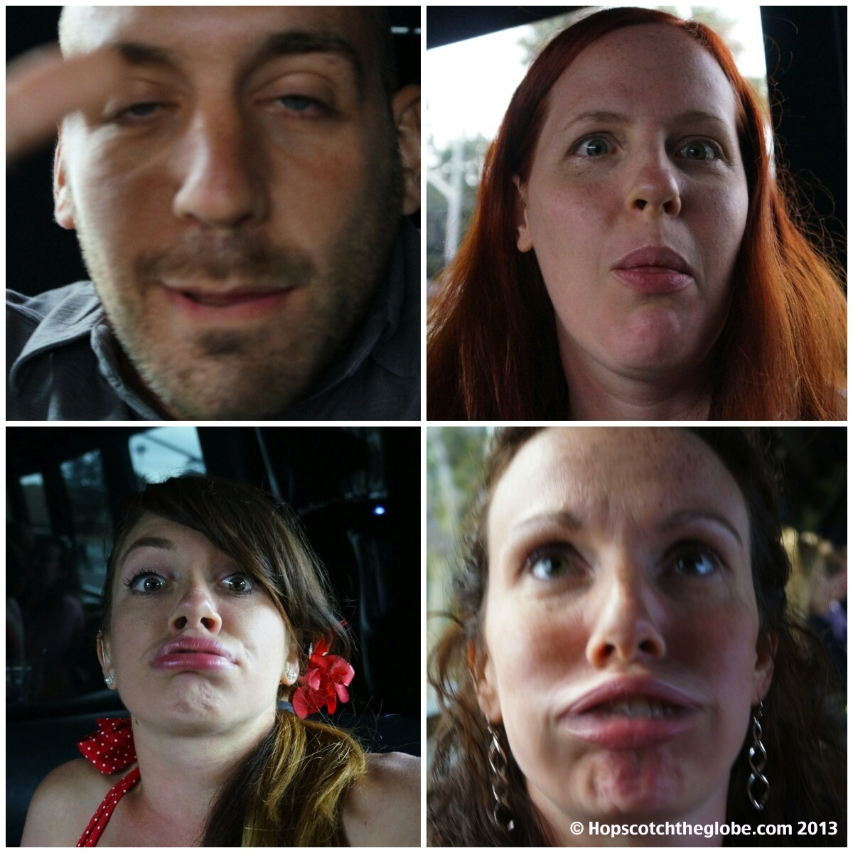 The many faces of a Sony Club Member