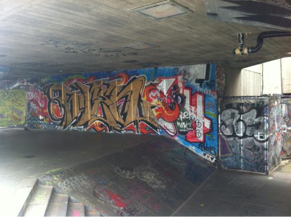 Graffit Skateboarders