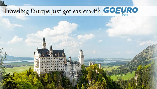 GoEuro Review: How to Make Your EuroTrip Planning Simple