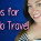 Travel Tips: How to Travel Solo