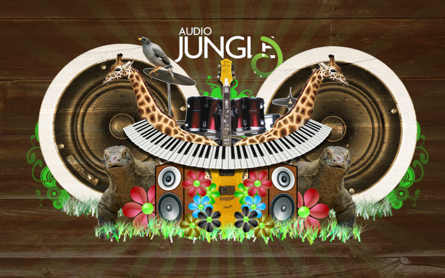 audio jungle