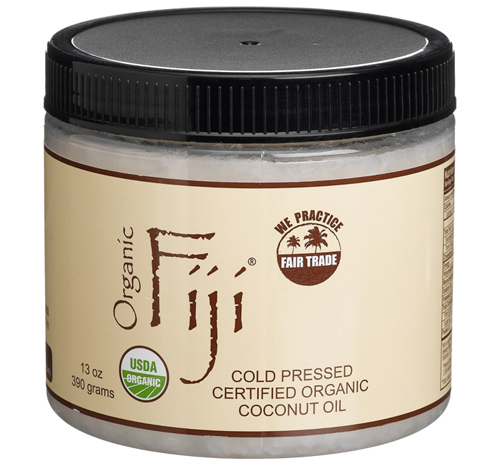 Fiji coconut oil