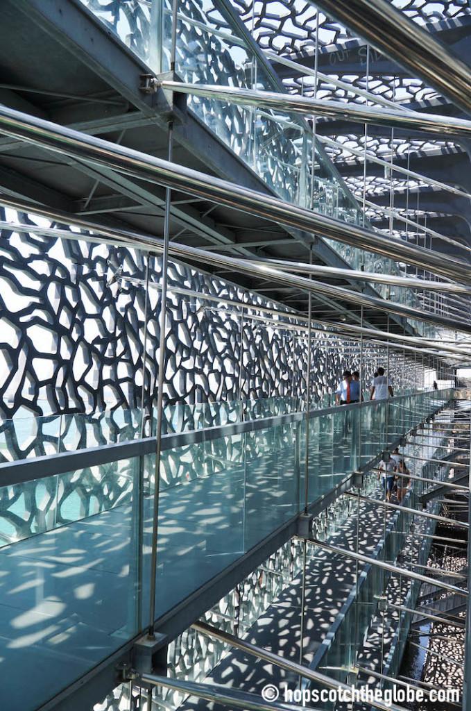 Marseille Modern Architecture