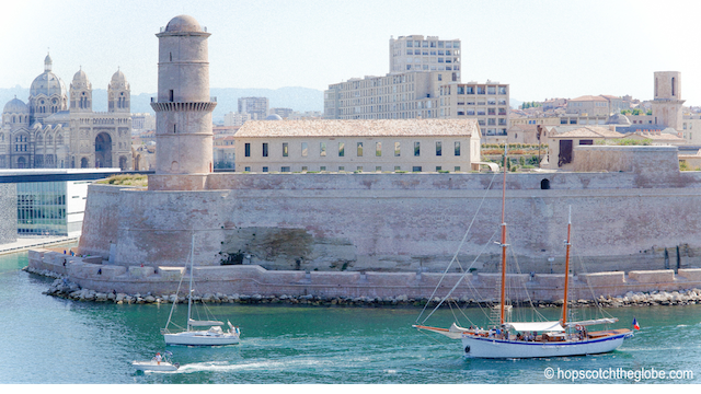 Photo Tour of Marseille, France