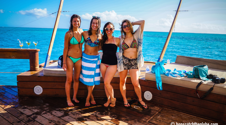 The Fiji Girls