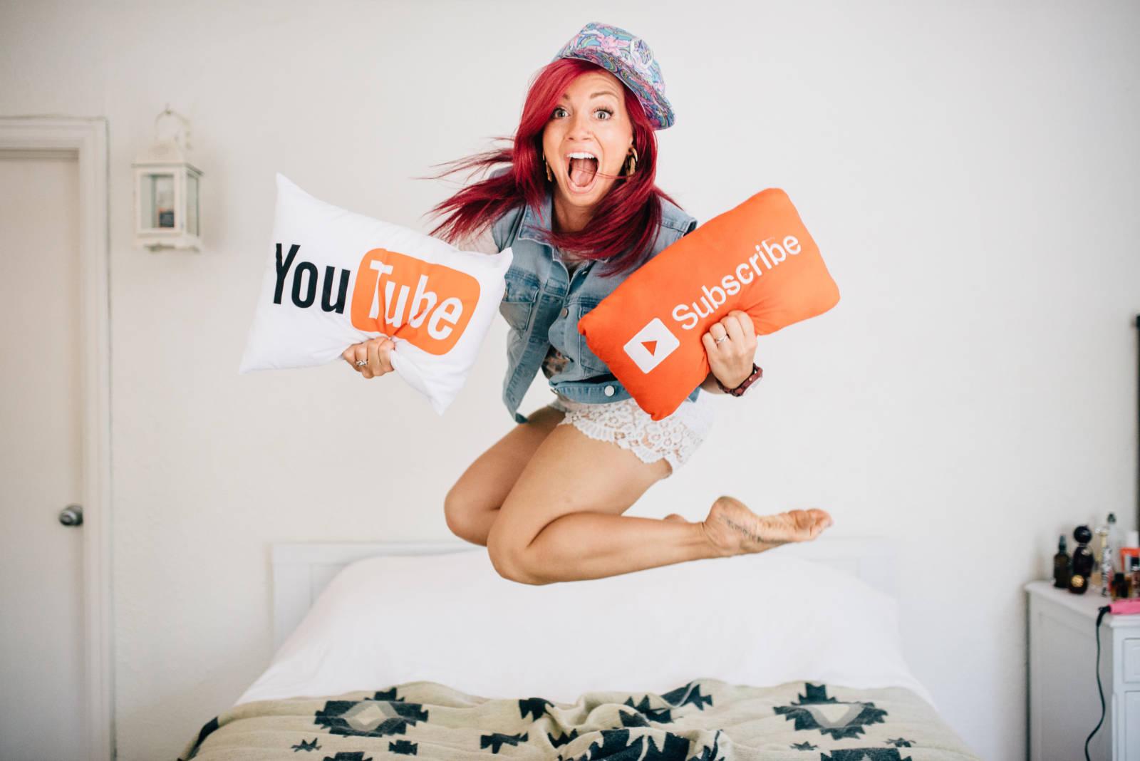 Kristen Sarah YouTuber