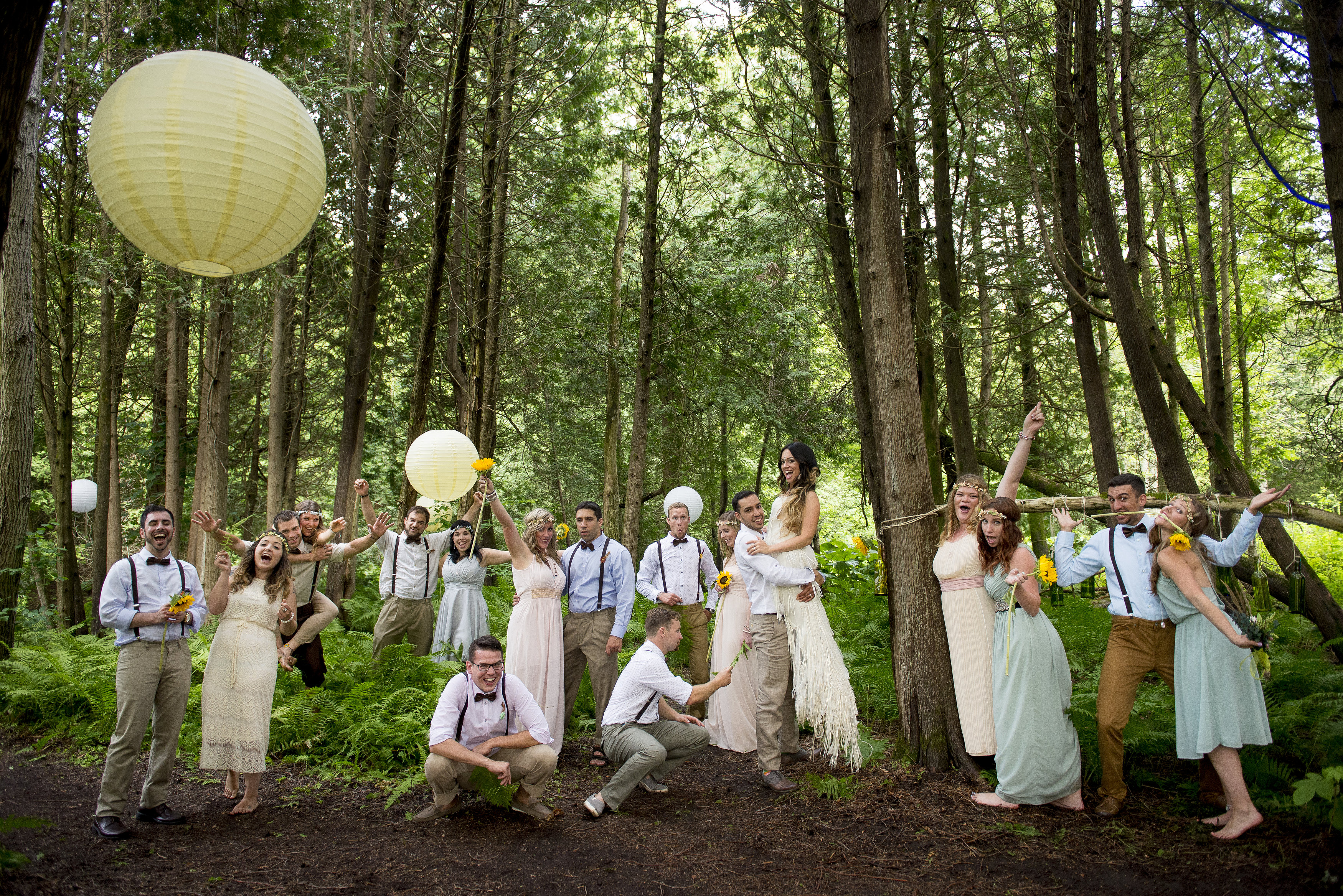 Enchanted Forest Wedding