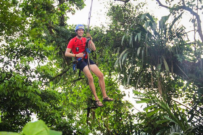 Zipling Costa RIca