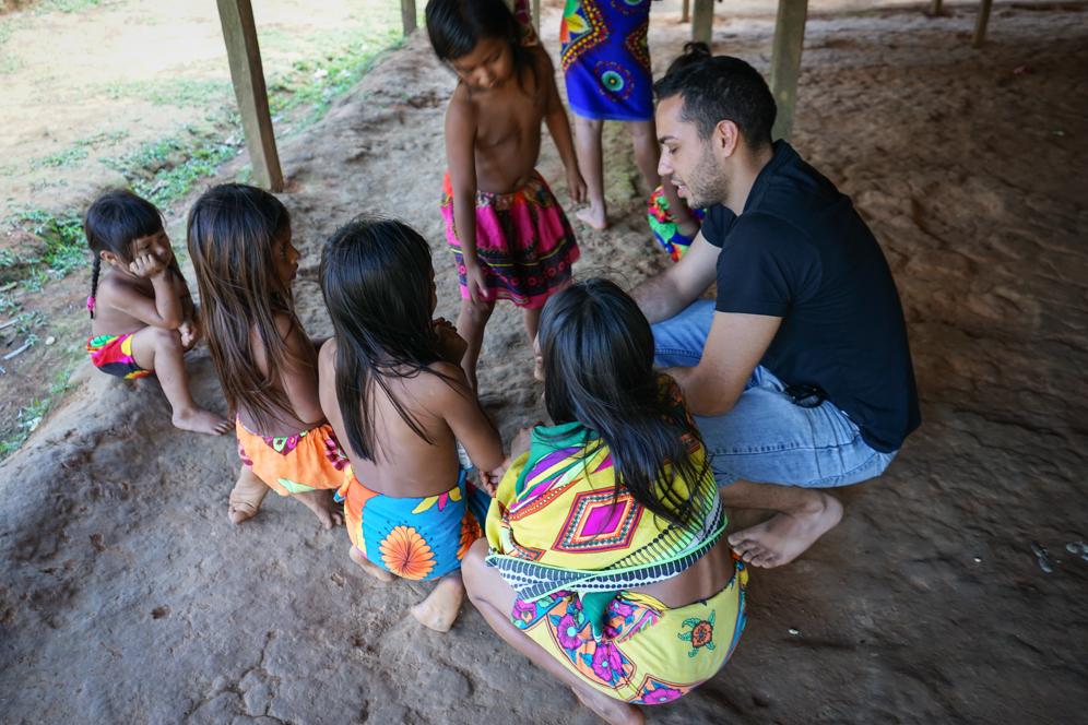 Embera Tribe Panama Transat Holidays
