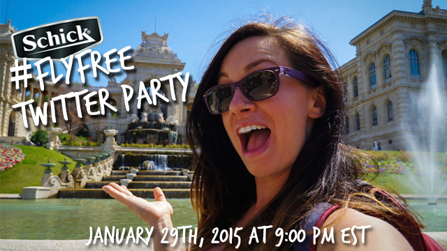#FlyFree Twitter Party