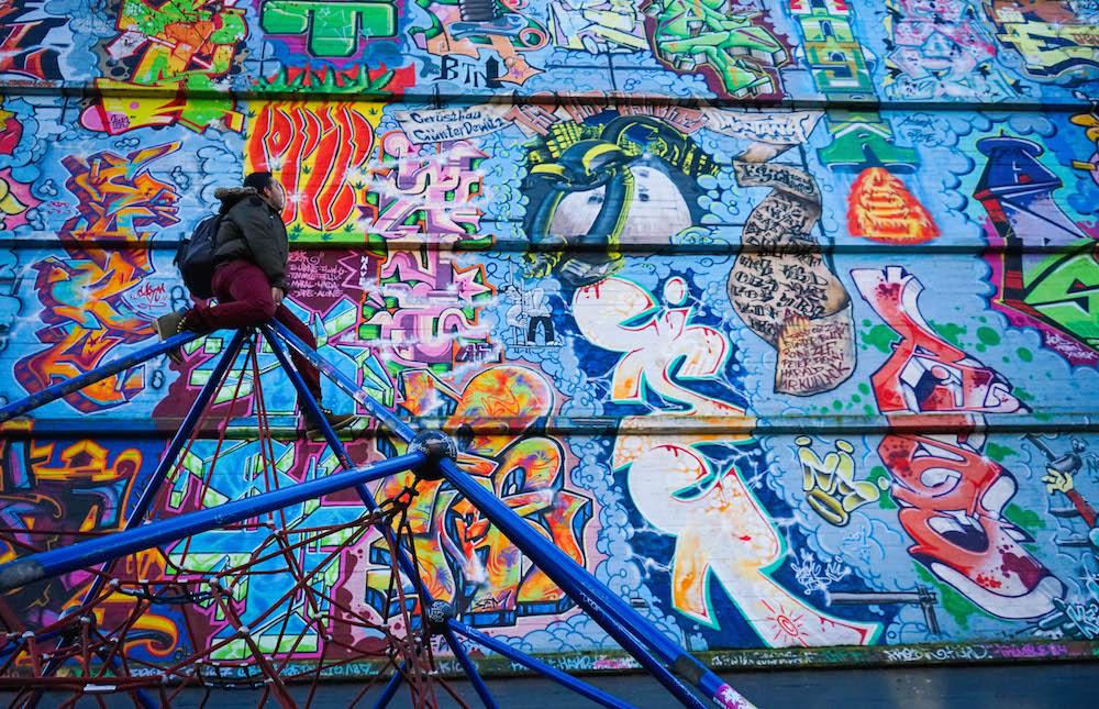 Graffiti Hamburg Germany