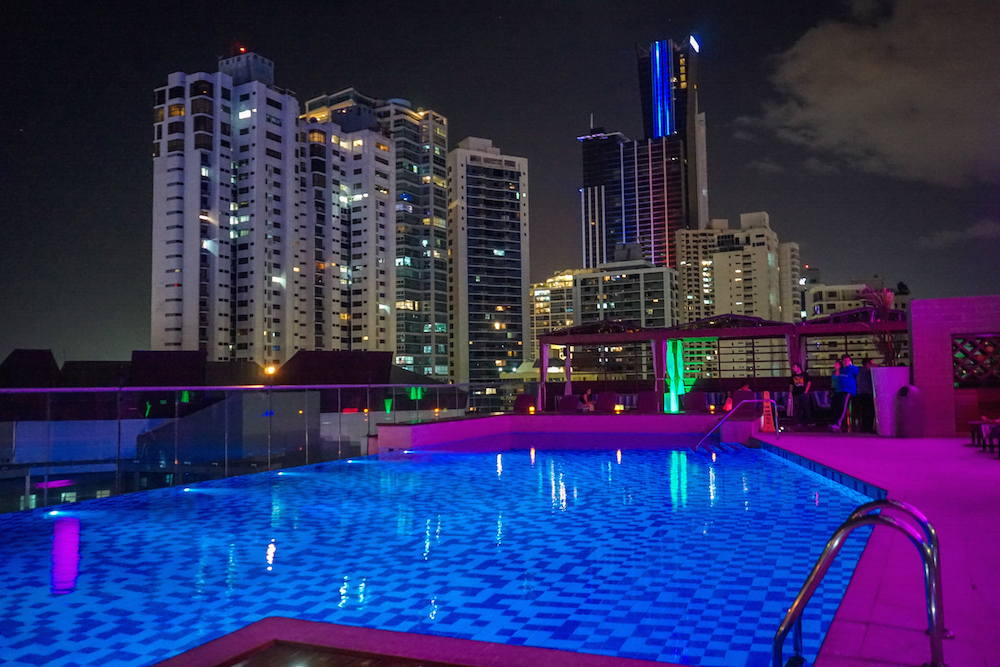 Hard Rock Hotel Panama Megapolis Roof Top