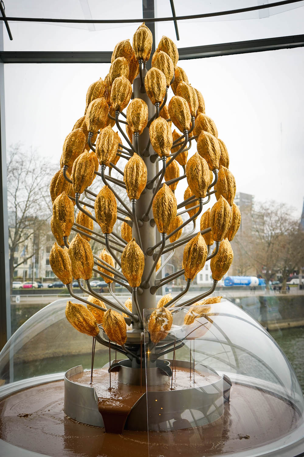 Lindt Chocolate Factory Tree