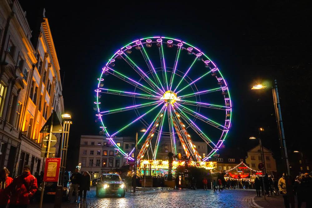Lubeck Ferris Wheel
