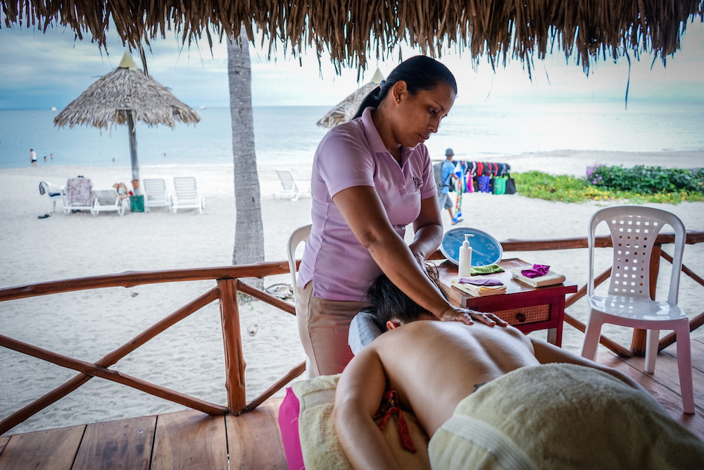 Royal Decameron Panama Massage