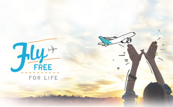 fly for free contest Schick