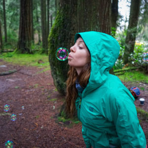 British Columbia Canada Hiking