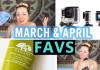 April Travel Favorites