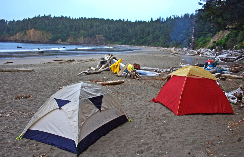 Beautiful Beach Camping Spots That You Should Visit