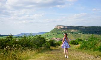 Landscapes of Burgundy