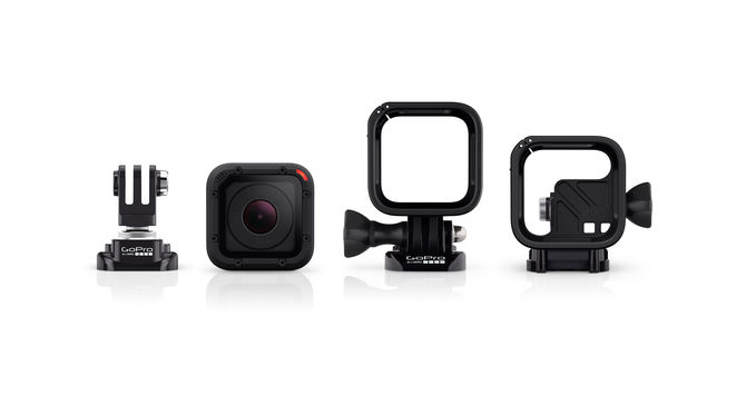 GoPro HERO4 Session Accessories