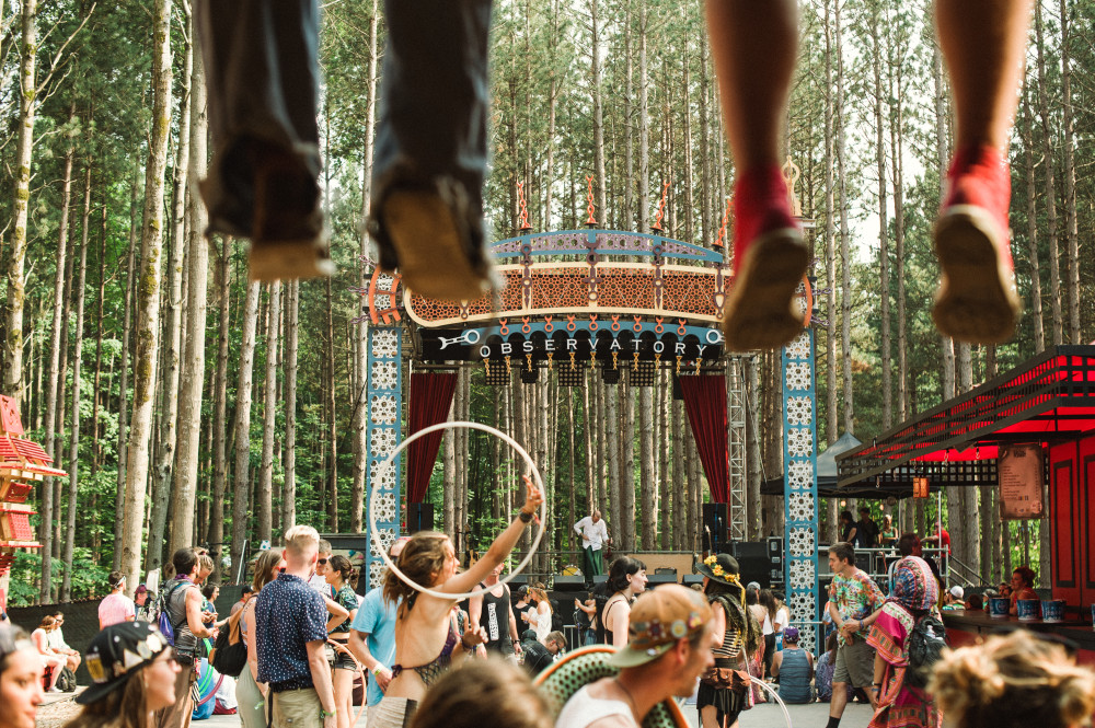 Electric Forest Daytime