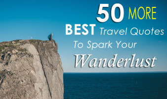 50 more travel quotes to spark your wanderlust