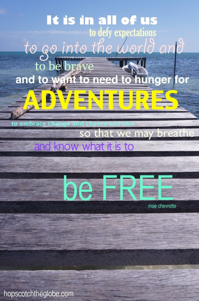 Adventure Travel Quote
