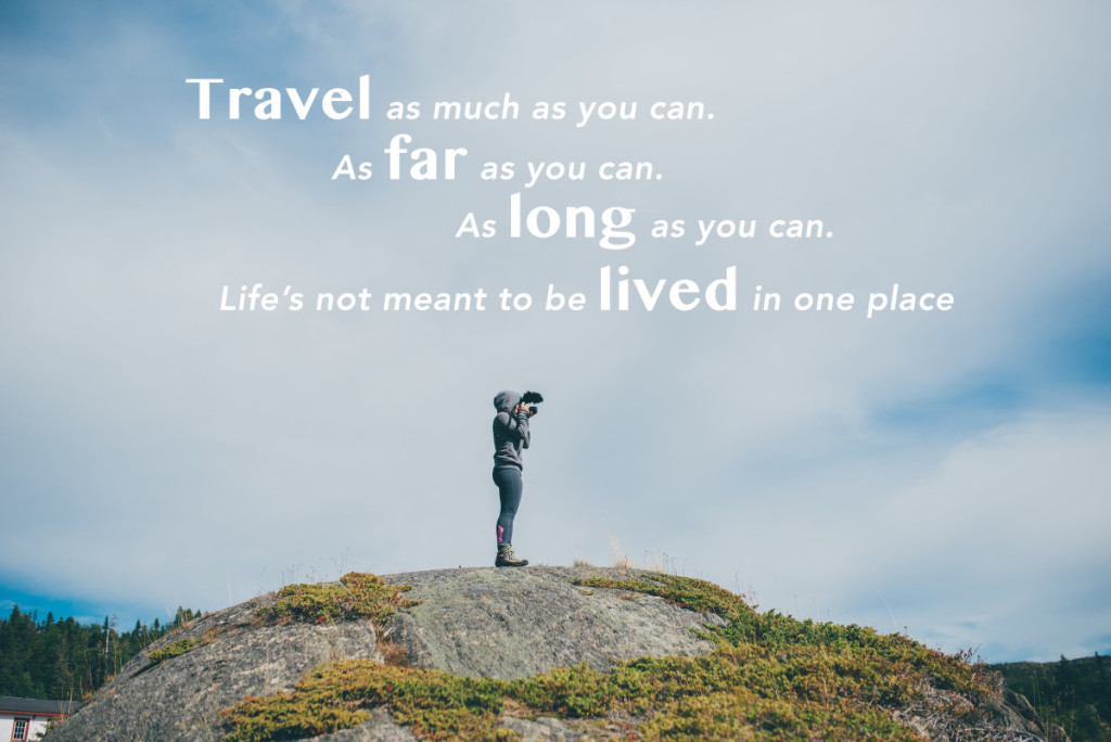 What Can You Learn From Traveling