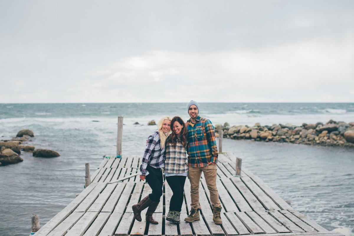 BONUS EXTRAS: Filming in Newfoundland