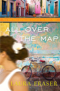 All over the map Novel