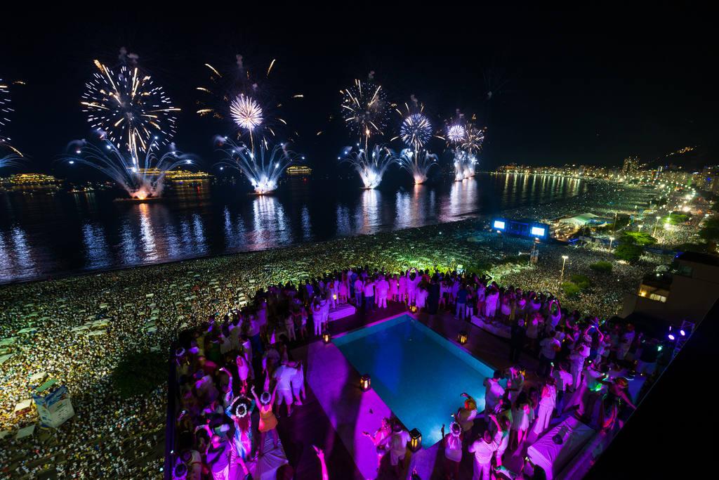 Copa Cabana New years