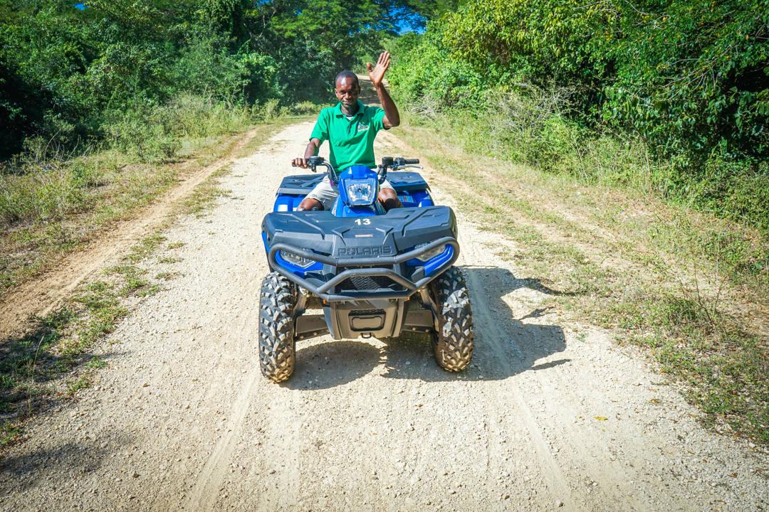 JamWest ATVing