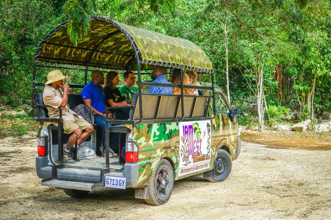 JamWest Safari
