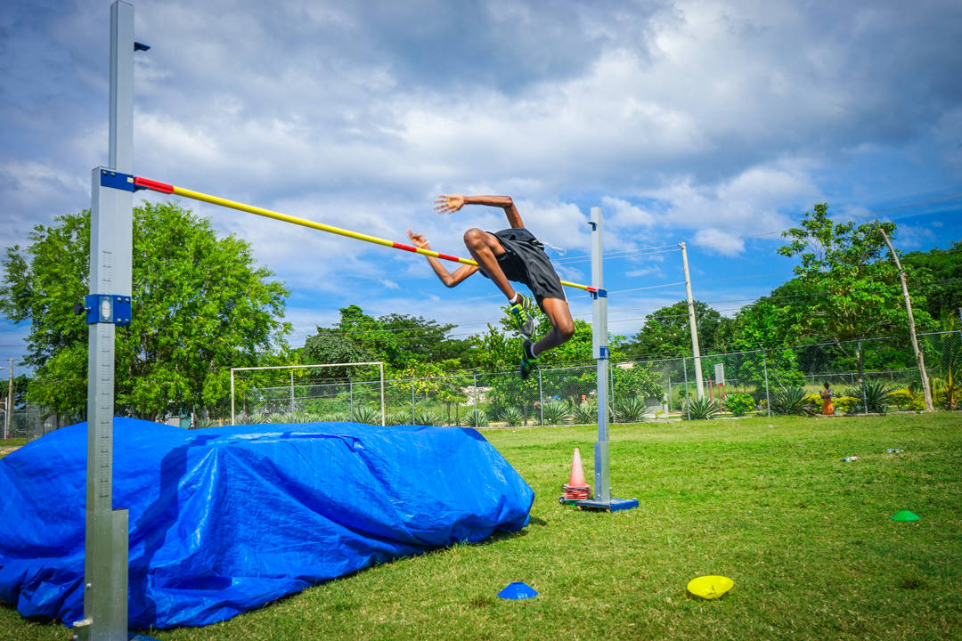 Jamaica High Jump