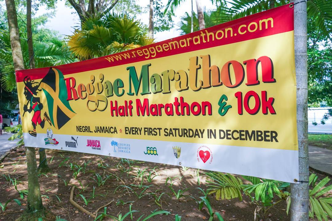 Reggae Marathon Jamaica