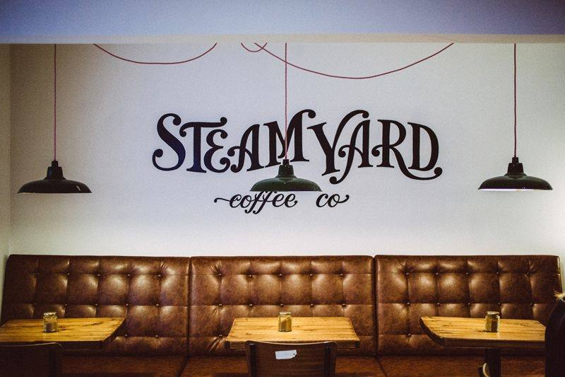Steam Yard, Sheffield