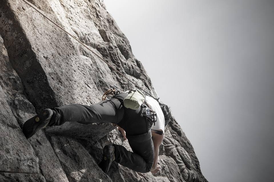 rock climb america