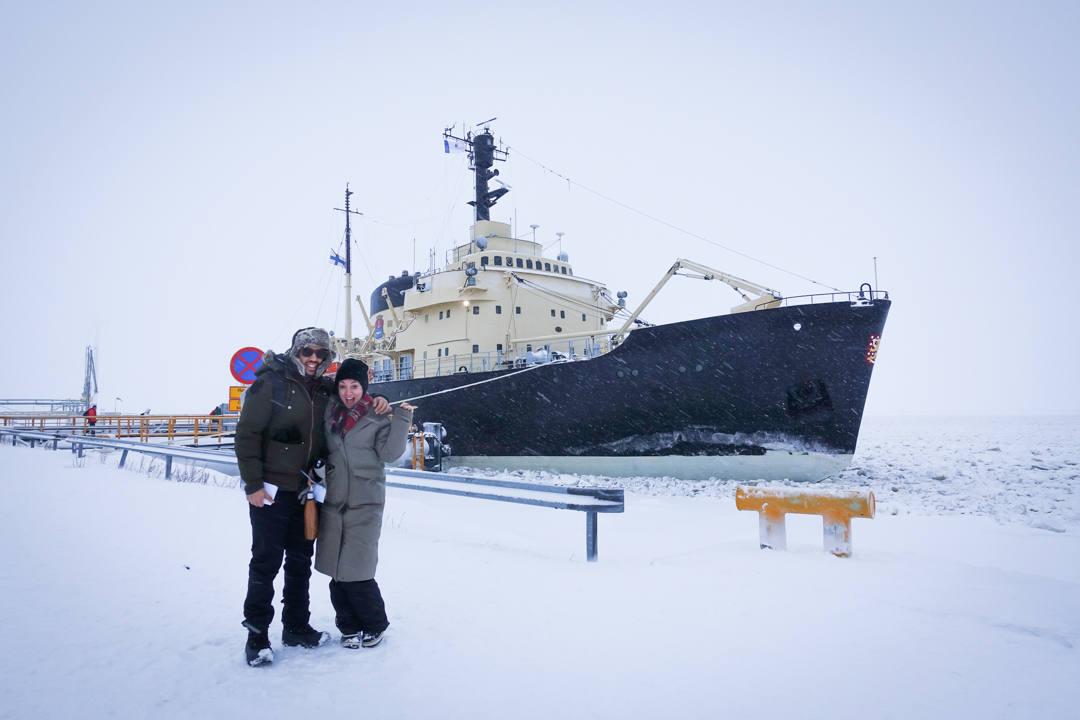 Finland Ice Breaker Cruise