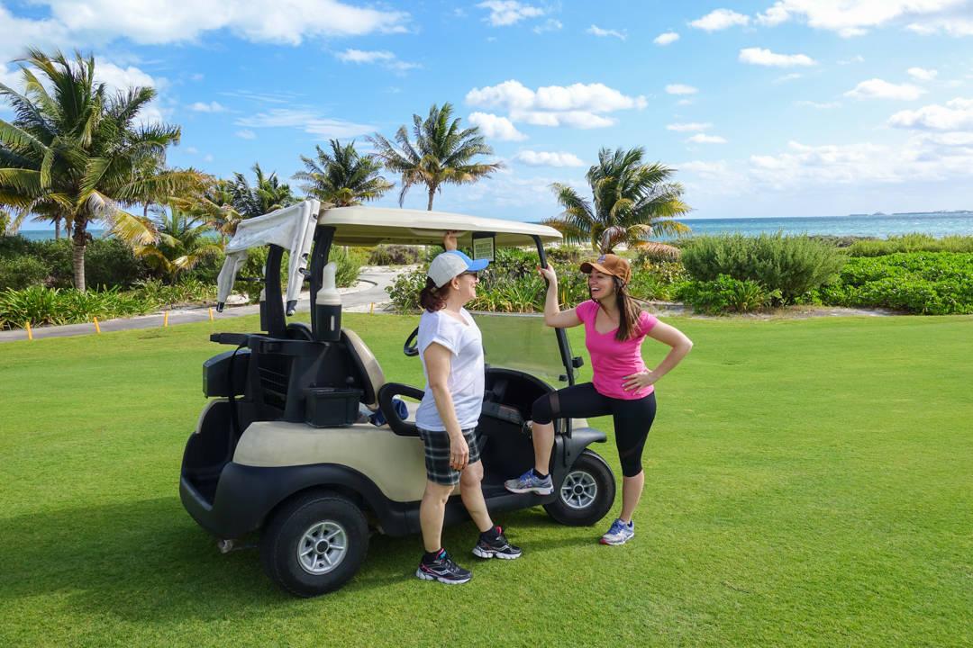 Secrets Playa Mujeres Mexico Golfing_2