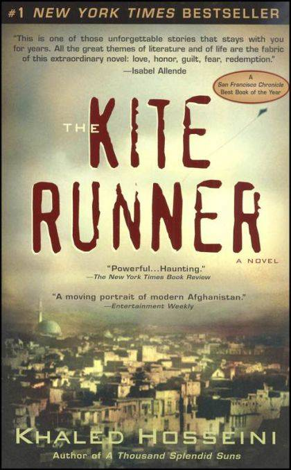 The kite runner book