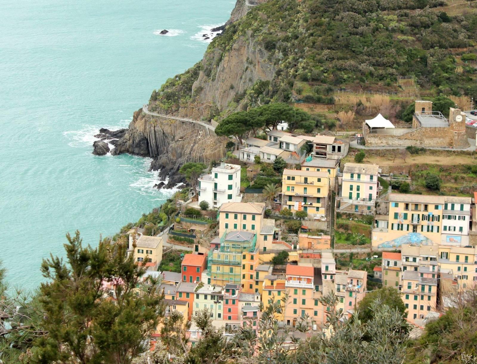 Budget Travel in Cinque Terre
