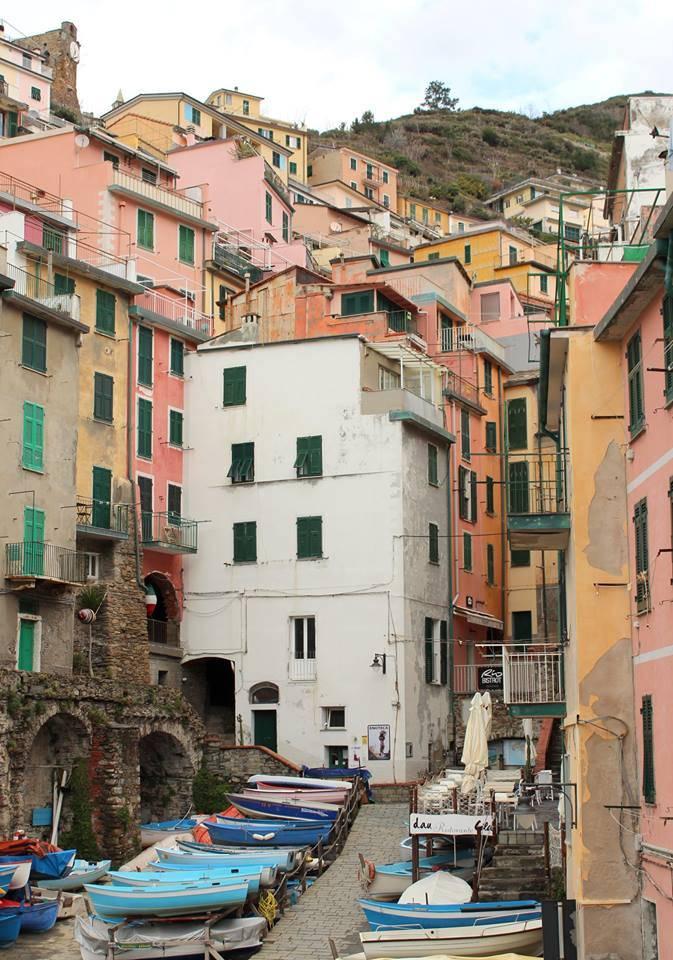 Riogammore Budget Travel in Cinque Terre