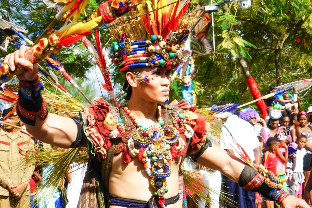 Seychelles Carnival de Victoria