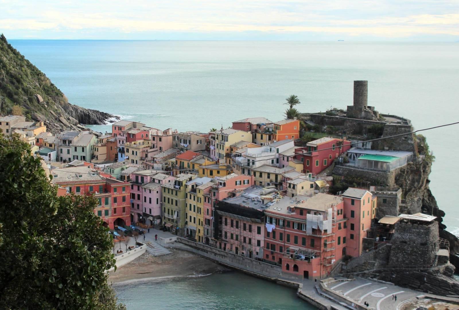 Vernazza Budget Travel in Cinque Terre