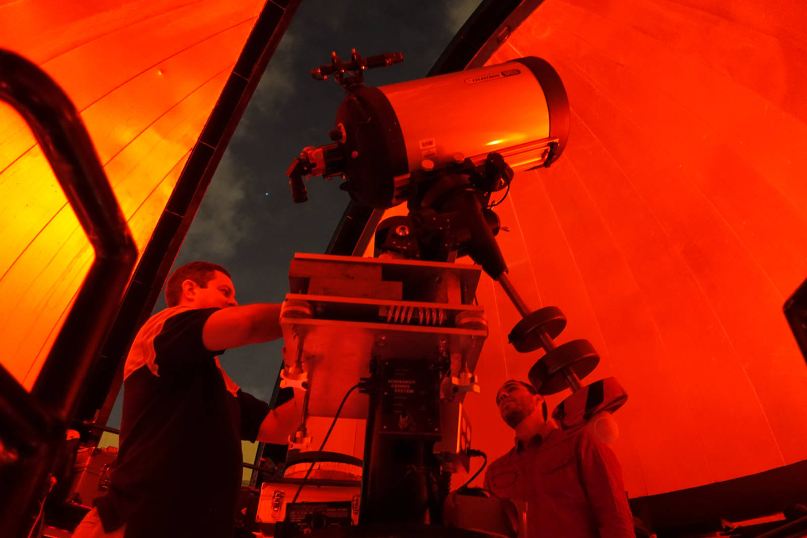 FAU's Astronomical Observatory