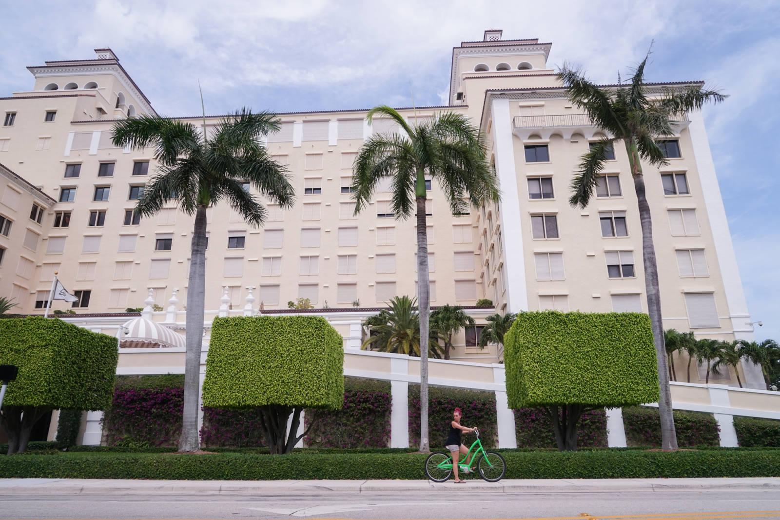Bike Riding in Palm Beach Florida_2